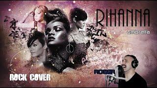 Rihanna - Umbrella | Vanilla Sky | Rock Cover