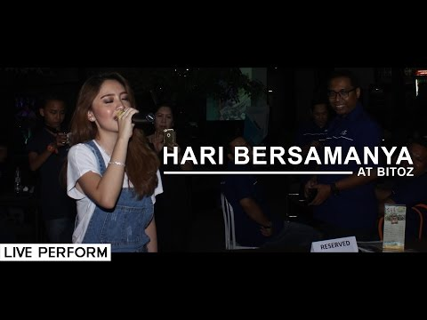 Natalie Zenn - Hari Bersamanya II Live Perform at BITOZ Bintaro Trade Centre #Part 1/2