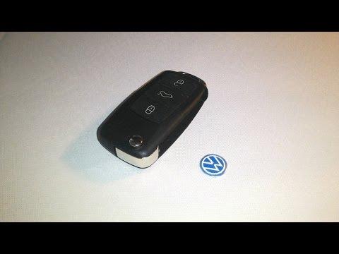 видео: флип ключ (выкидной ключ) из китая  с алиэкспресс