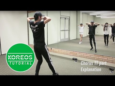 "[Koreos]  TWICE(트와이스) - ""TT"" Dance Tutorial"