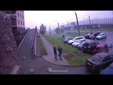 Видео ГИБДД-ДПС.РФ: 25.05.19 ДТП на Суздальском проспекте 1