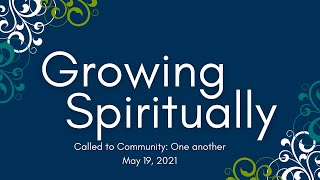 Called to Community: One Another