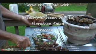 How to Prepare Moroccan Kebabs