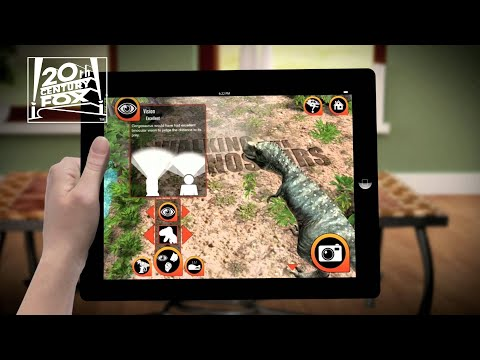Walking With Dinosaurs | Photo Adventure App | 20th Century FOX