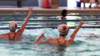 Clare McGovern: TO2015 Pan Am Games Synchronized Swimming Hopeful