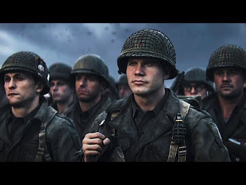 CALL OF DUTY: WW2 - Pelicula completa en Español 2017 [1080p