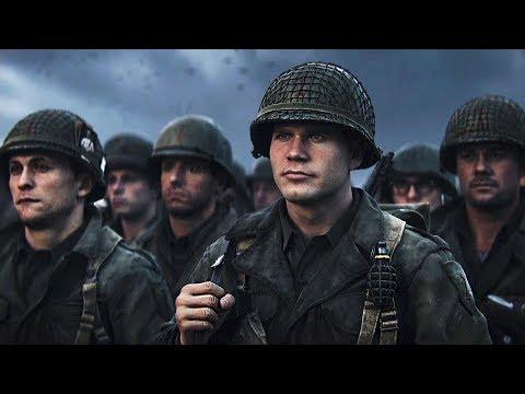 CALL OF DUTY: WW2 - Pelicula completa en Español 2017 [1080p]