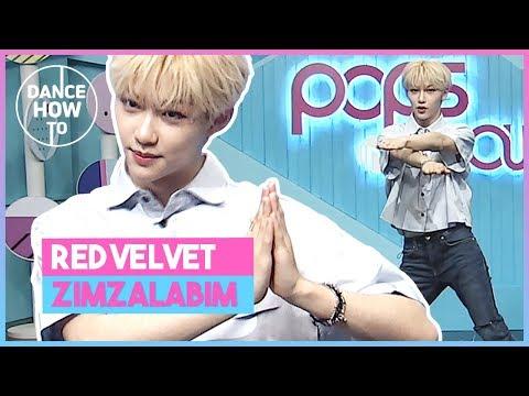 Pops in Seoul Felix&39;s Dance How To Red Velvet레드벨벳&39;s Zimzalabim짐살라빔