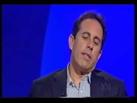 Jerry Seinfeld on marriage