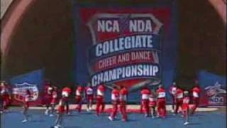 Clemson University Cheerleading Lrg. Coed