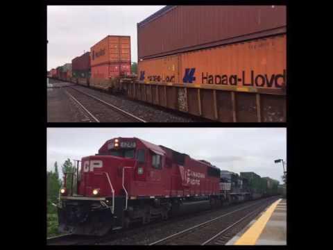 AMT,CP Rail,Lill'e Perrot,Quebec,Canada