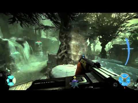 Evolve Maggie The Hunter Vs  The Monster on The New Map Distillery   Gamescom 2014