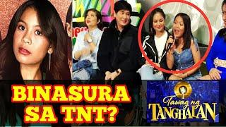 LYCA GAIRANOD,, DISQUALIFIED SA TAWAG NG TANGHALAN? [TNT UNRESOLVE ISSUE]