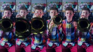 arr. Seb Skelly New video every Wednesday, subscribe for more! http...