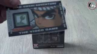 Unboxing Metal Gear Solid The Legacy Collection 1987 - 2012 (Asia Version)