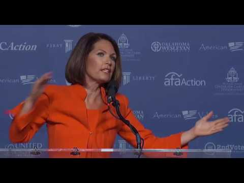 Michele Bachmann Values Voters Summit FULL Speech 9/9/16 Clinton will prosecute churches