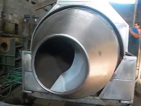 Mezcladora autocargable en acero inoxidable self loadable - Precio de hormigoneras ...