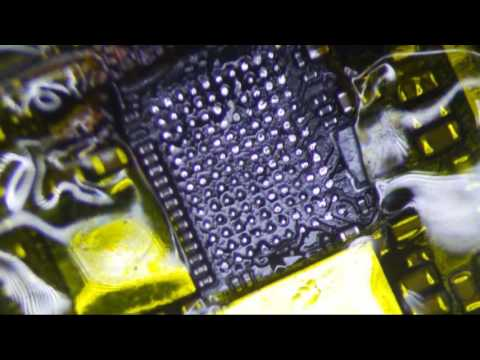 Live iPhone 6+ Touch IC Repair with Stockholm Short (12/1/2016)