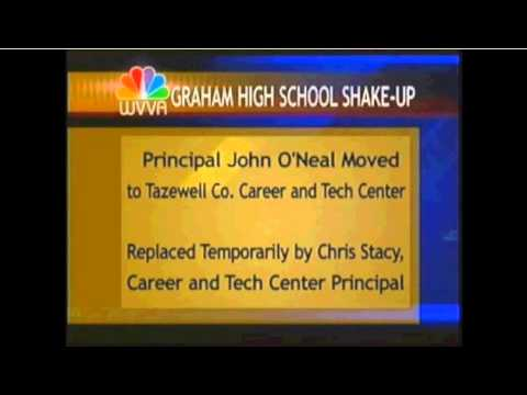 WVVA  Changes At Graham High School