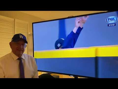 Triunfo de los Dodgers en la Serie Mundial