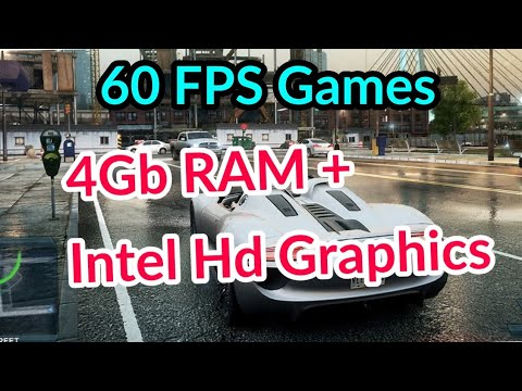 What are all the games I can play with Intel HD 5500, 8GB ...