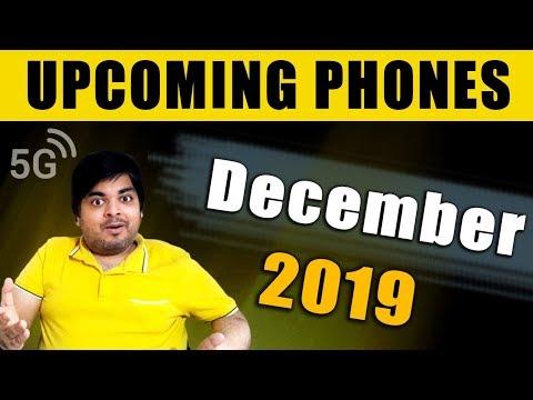 Top 10+ Upcoming Mobile Phones in December 2019 -  5G Beast is Coming💪