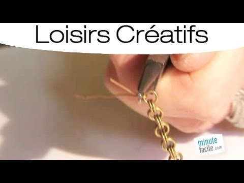 Réaliser votre propres bijoux fantaisie