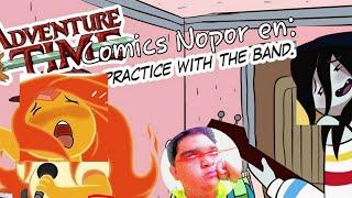 Comics Nopor: Práctica Con La Banda