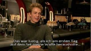 Hayden Christensen casting for STAR WARS II