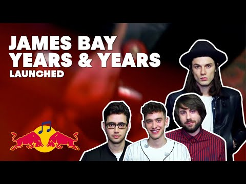 James Bay and Years & Years - Launched at Red Bull Studios London - Series 4 Ep 5