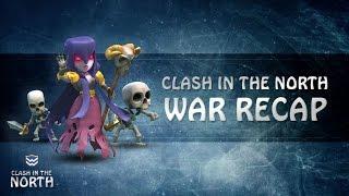 Clash of Clans | North Remembers vs Peuerbach Arranged War Recap