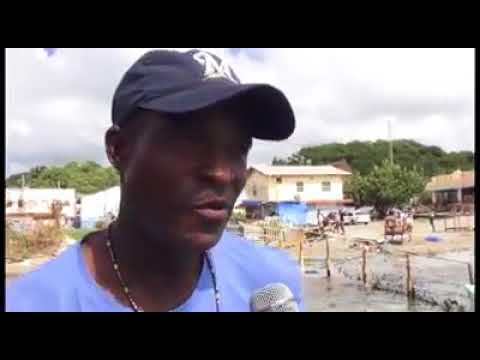 Tobago  fishermen rescued in Grenada