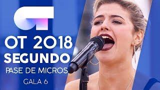 LA-LLORONA-ALBA-Segundo-pase-de-micros-Gala-6-OT-2018