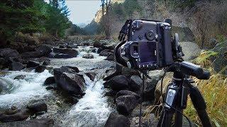 Landscape Photography: Creek In Colorado Mountains