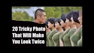 Video 20 Tricky Photos That Will Make You Look Twice - 20 Funny photos Taken At The Right Moment Time 2017 download MP3, 3GP, MP4, WEBM, AVI, FLV Maret 2018