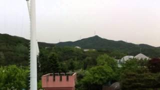서울랜드 샷드롭X 실제 탑승영상