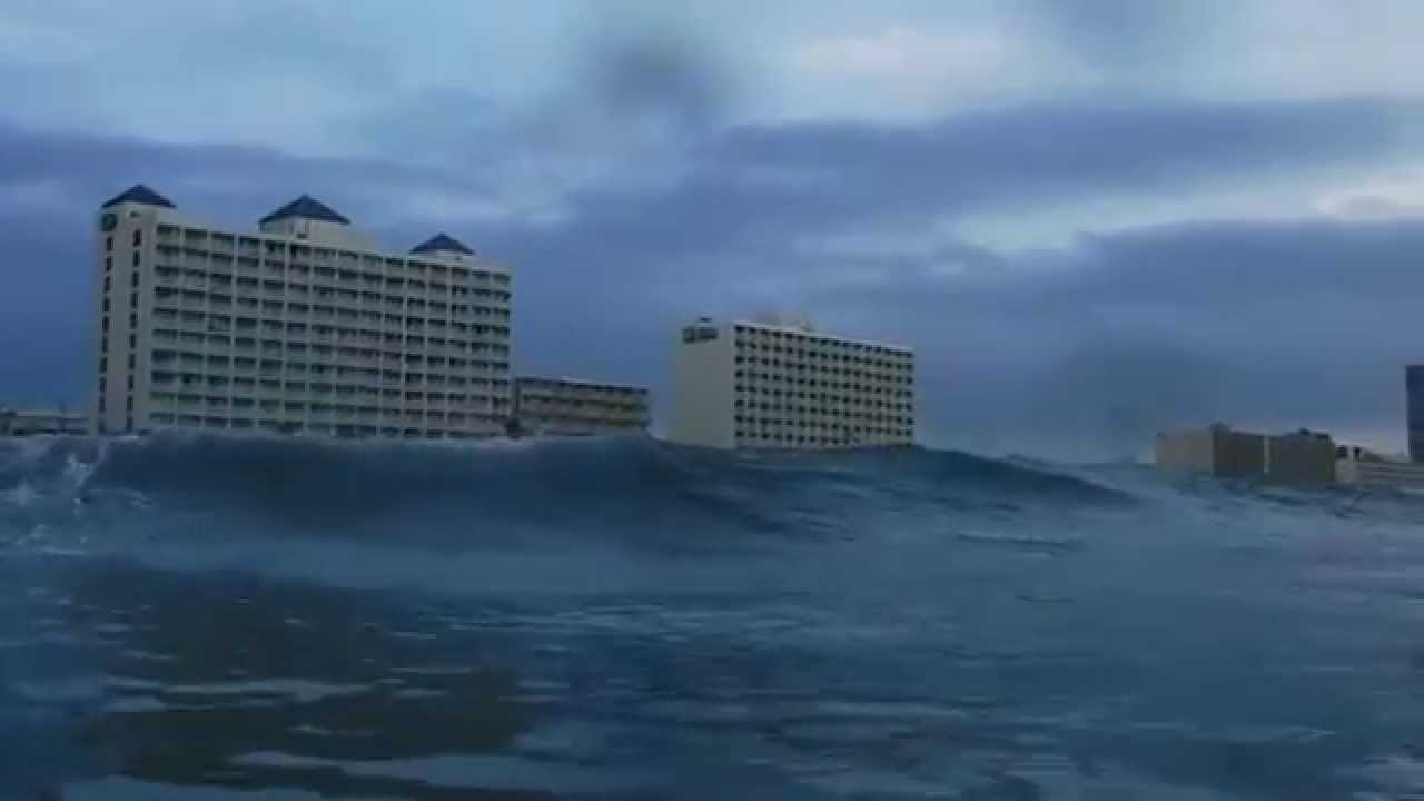 Awesome Gly Wave At Virginia Beach Usa