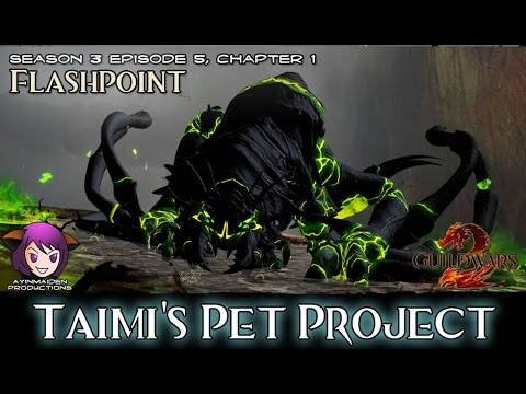 ★ Guild Wars 2 ★ - Flashpoint - 01 Taimi's Pet Project