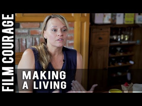 How To Become A Professional Screenwriter Without Selling A Script by Christine Conradt