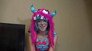 Princess Lucy's Pet Monster Escapes... GIANT Problem!