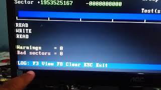Como recuperar seu HD com erros grave corrompido  pelo software  hiren´s  bootcd