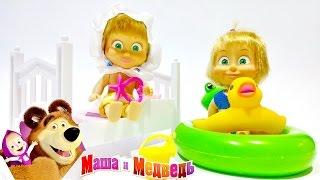 Masha I Medved ★ Masha and the Bear NEW Playsets Toys Video ★ Masha y el Oso 2015
