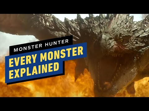Monster Hunter Movie May Be The Most Loyal Video Game ...
