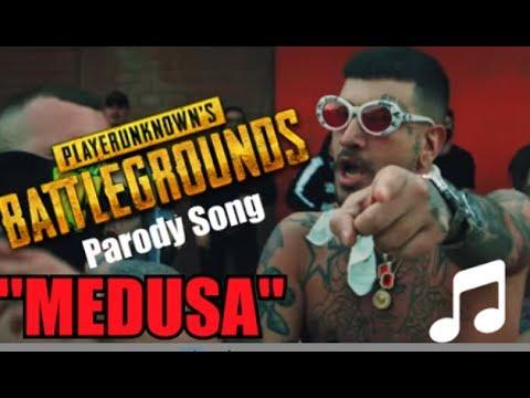 KG - MΕDUSΑ (Pubg Official Parody Song)