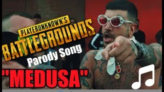 KG - MΕDUSΑ (Pubg Official Parody Song)