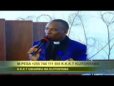 Rev.Eliona Kimaro '' LINDA SANA ANWANI YAKO '' EVENING GLORY 22/02/2018