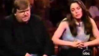 Politically Incorrect Feminism Christina Hoff Sommers , Bill Maher take on Mangina  Michael Moore