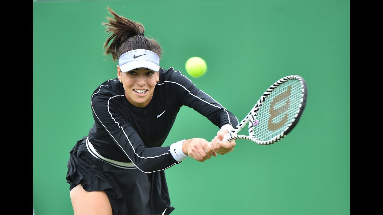 Ajla Tomljanovic | 2019 Nottingham Open | Shot of the Day