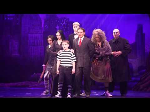 WHEN YOU'RE AN ADDAMS