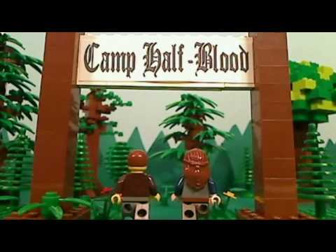 Video - Percy Jackson - The Battle of the Labyrinth (in LEGO ...